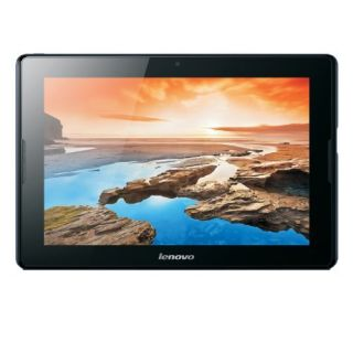 Product image of Lenovo IdeaTab A10-70 (A7600) (10.1 inch Multi-touch) Tablet PC Atom MTK8121 (1.3GHz) 1GB 16GB Flash WLAN BT Webcam (Android 4.2 Jelly Bean) Midnight Blue