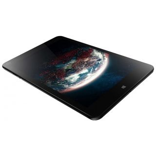 Product image of Lenovo ThinkPad 8 (8.3 inch Multi-touch) Tablet PC Atom Z3770 (1.46GHz) 2GB 64GB Flash WLAN WWAN BT Webcam Windows 8.1 Pro 32-bit (Integrated Graphics) Black