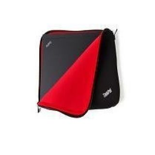Product image of Lenovo Fitted Reversible Sleeve (Black/Red) for 14-inch ThinkPad Notebooks