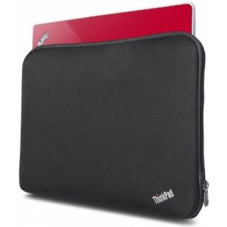 Product image of Lenovo Fitted Reversible Sleeve for 13 inch ThinkPad Notebooks (Black)
