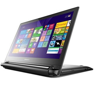 Product image of Lenovo IdeaPad Flex 2 15D (15.6 inch Multi-touch) Dual-Mode Notebook AMD A8 (6410) 2.0GHz 8GB (1x8GB) 1TB DVD±RW WLAN BT Webcam Windows 8.1 64-bit (AMD R5-M230 Graphics) Black