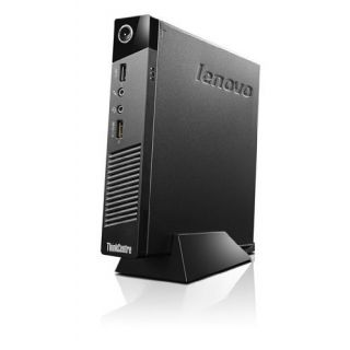 Product image of Lenovo Tiny Vertical Stand (Black) for ThinkCentre Desktops