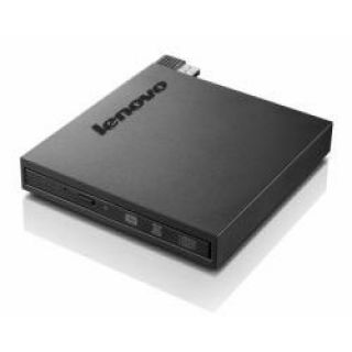 Product image of Lenovo Super-Multi Burner DVD±RW (±R DL)/DVD-RAM USB 2.0 (Black) for ThinkCentre Tiny-in-One Systems