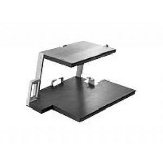 Product image of Lenovo Dual Platform Stand (Black) for Notebooks and Monitors