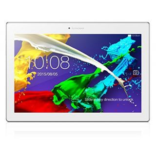 Product image of Lenovo TAB 2 A10-70F (10.1 inch Multi-touch) Tablet PC MT8165 (1.5GHz) 2GB 16GB Flash WLAN BT Webcam (Android 4.4) Pearl White