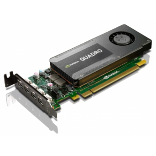 Product image of Lenovo NVIDIA Quadro K1200 Graphics Card 4GB DDR5 PCI Express 2.0 DisplayPort for ThinkStation P300
