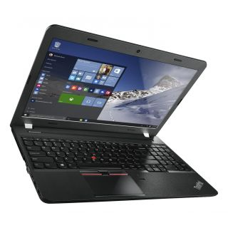 Product image of LENOVO - PC MOBILE TOPSELLER E560 CI7-6500U 256GB 8GB 15.6IN DVDRW W10PRO UK
