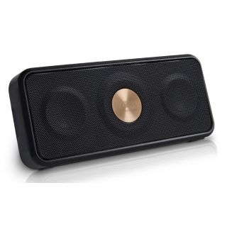 Product image of TDK A26 Weatherproof Wireless Pocket-Sized Speaker (Black)