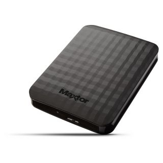 Product image of Maxtor M3 Portable 2TB External Hard Drive (HX-M201TCB/GM)