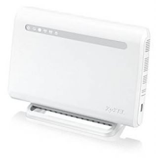 Product image of ZyXEL AC2200 MU-MIMO Dual-Band Wireless Gigabit Router (White)