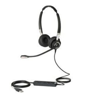 Product image of GN NETCOM JABRA BIZ 2400 II DUO USB MS CC WIRE NC FREESPIN IN