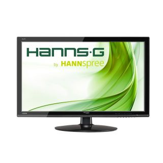 Product image of HANNS-G 27IN LED 1920X1080 16:9 5MS HL274HPB 1000:1 VGA DVI HDMI IN