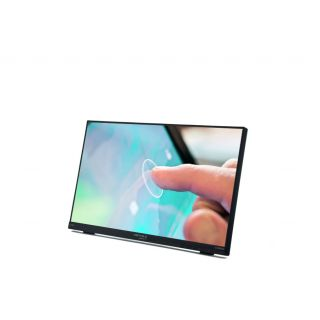 Product image of HANNS-G 21.5IN TOUCH 1920X1080 16:9 HT225HPB 80MIO:1 7MS IN