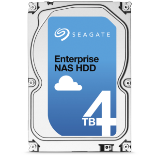Product image of Seagate (4TB) 3.5 inch NAS Hard Drive (5900rpm) 6Gb/s SATA 64MB (Internal)