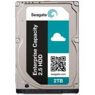 Product image of Seagate Enterprise Capacity (2TB) 2.5 inch Hard Drive (7200rpm) 6Gb/s SATA 128MB (Internal) - 4K Native
