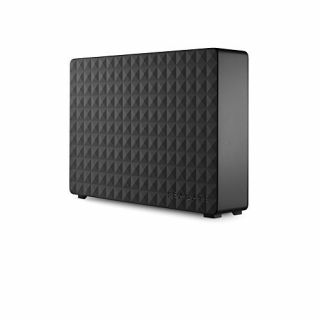 Product image of Seagate Expansion (2TB) 3.5 inch Desktop Hard Drive USB 3.0 Black (External)