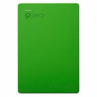 Product image of Seagate (2TB) 2.5-inch Portable Game Hard Drive USB 3.0 (Green) for Xbox One/Xbox 360 (External)
