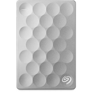 Product image of Seagate Backup Plus (1TB) 2.5 inch Ultra Slim Portable Hard Drive USB 3.0 External (Platinum)