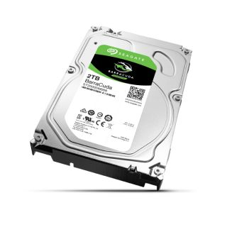 Product image of Seagate BarraCuda (2TB) 3.5 inch Hard Disk Drive (7200rpm) SATA 6Gb/s 64MB (Internal)