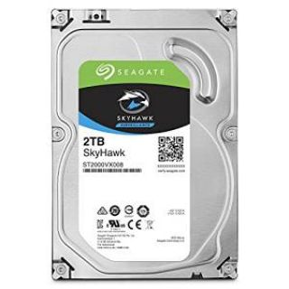 Product image of Seagate HDD SkyHawk 2TB 64MB 5.9K 3.5