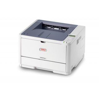 Product image of OKI B431dn (A4) Mono Laser Printer (Networked, Duplex) 64MB 1200x1200dpi 38ppm 350 Sheets USB/Parallel/Ethernet (PCL5e, PCL6, Epson FX, IBM ProPrinter, PostScript3)