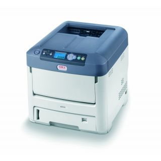 Product image of OKI C711N (A4) Colour Laser Printer Network Ready 36ppm (Mono) 34ppm (Colour) 630 Sheets