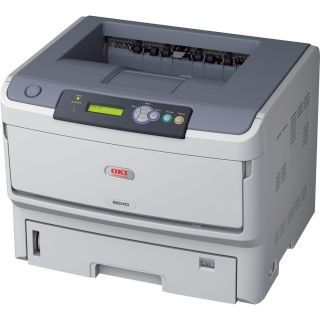 Product image of OKI B840dn (A4/A3) Mono Workgroup Laser Printer Duplex, Networked 40ppm (A4) 22ppm (A3)