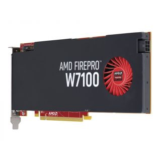 Product image of ATI - FIRE GL FIREPRO W7100 8GB GDDR5 PCIE 3.0 16X 4X DP RETAIL IN
