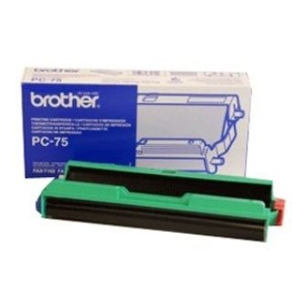 Product image of Brother Ribbon Cassette Cartridge (Yield 144 Pages) Black