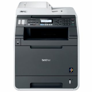 Product image of Brother MFC-9460CDN High Speed Network Colour Laser Multifunction Printer with Automatic Duplex and Fax