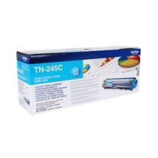 Product image of Brother TN-245C (Yield 2,200 Pages) Cyan Toner Cartridge