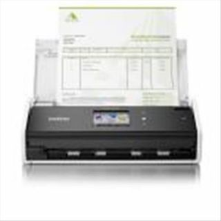 Product image of Brother ADS-1600W Compact Document Scanner (A4) 1200dpi 18ppm