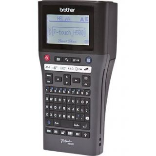 Product image of BROTHER PT-H500 LABELLING MACHINE HANDHELD IN