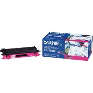 Product image of Brother TN-135M Magenta Toner Cartridge (Yield 4000 Pages) for HL-4040CN/HL-4050DN/HL-4070CW