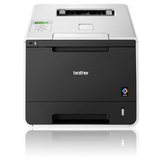Product image of Brother HL-L8250CDN (A4) Colour Laser Printer (Duplex/Network Ready) 128MB Mono 2-Line LCD 30ppm (Colour/Mono) 40,000 (MDC)