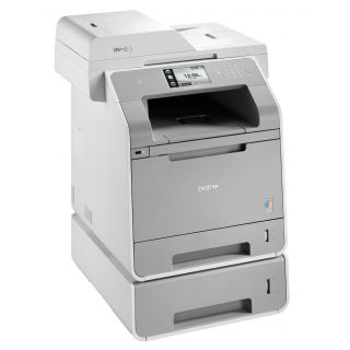 Product image of Brother MFC-L9550CDWT (A4) Duplex Colour Laser All-in-One Printer (Print/Copy/Scan/Fax) 256MB Colour Touch Screen LCD 30ppm (Wireless/Network Ready) + High Capacity Tray