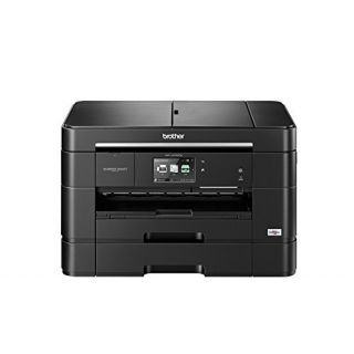 Product image of Brother MFC-J5720DW (A3) Colour All-In-One Inkjet Printer with Duplex/Wireless (Print/Copy/Scan/Fax) 256MB 9.3cm Colour Touchscreen 35ppm (Mono) 27ppm (Colour)