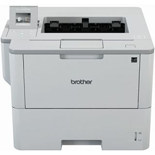 Product image of Brother HL-L6400DW (A4) Mono Laser Printer (Duplex/Wireless Ready) 512MB 1.8 inch Colour Touchscreen 52ppm (Mono) 150,000 (MDC)