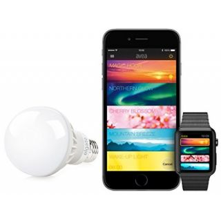 Product image of Elgato Avea (7W) Dynamic Mood Light Bulb for iPhone 4S or later, iPod touch (5th generation), iPad mini or iPad (3rd generation or later); with iOS 7.1 or later, Apple Watch