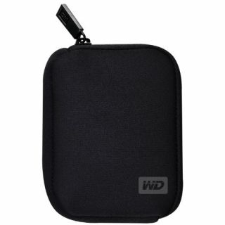 Product image of WD Carrying Case (Black) for My Passport Hard Drives