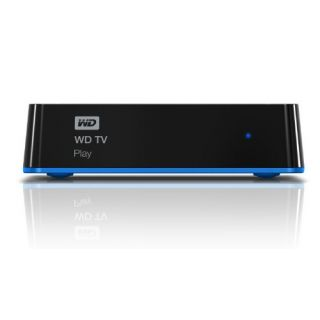 Product image of WD TV Play Media Player (Black) - EU
