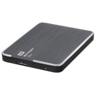 Product image of WD My Passport Ultra 1TB USB 3.0 Portable Hard Drive (Titanium)