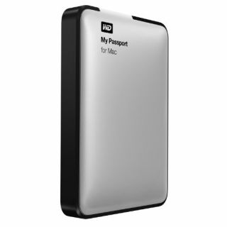 Product image of WD My Passport for Mac 2TB USB 3.0 Portable Hard Drive (External)