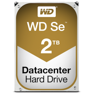 Product image of WD SE 2TB Small Medium Enterprise 3.5 inch Desktop 7200rpm 64MB SATA 6GB/s Internal HDD for Servers & NAS