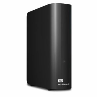 Product image of WD Elements Desktop (3TB) 3.5 inch External Hard Drive USB 3.0 (Black)