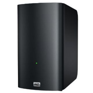 Product image of WD My Cloud Mirror (8TB) Personal Cloud Storage Gigabit Ethernet USB 3.0