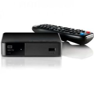 Product image of WD TV Live HD Media Player (Black)