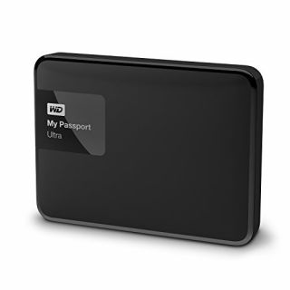 Product image of WD My Passport Ultra 3TB Portable USB 3.0 External Hard Drive (Classic Black)