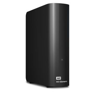 Product image of WD Elements Desktop (2TB) 3.5 inch External Hard Drive USB 3.0 (Black)