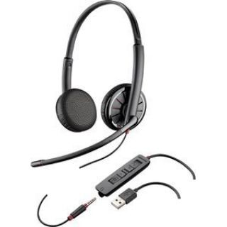 Product image of Plantronics Blackwire C325 Stereo USB Headset with 3.5 Connection